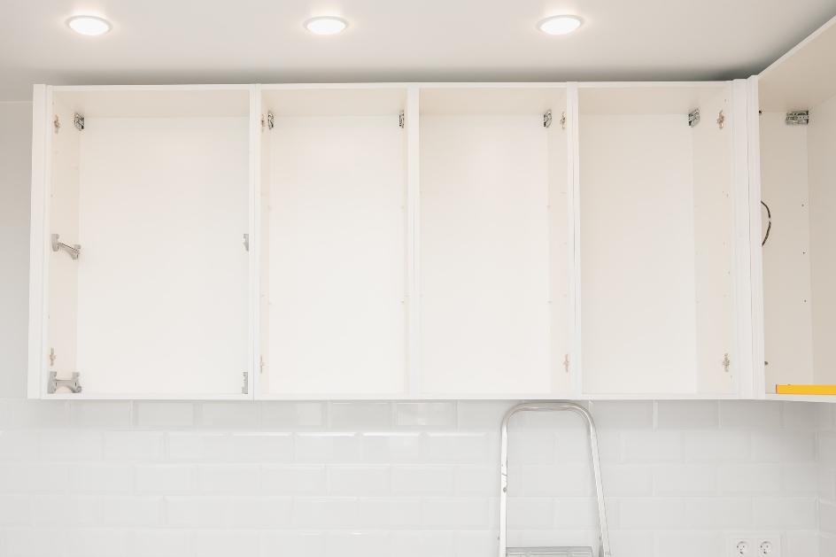 blog image of an apartment kitchen under renovation